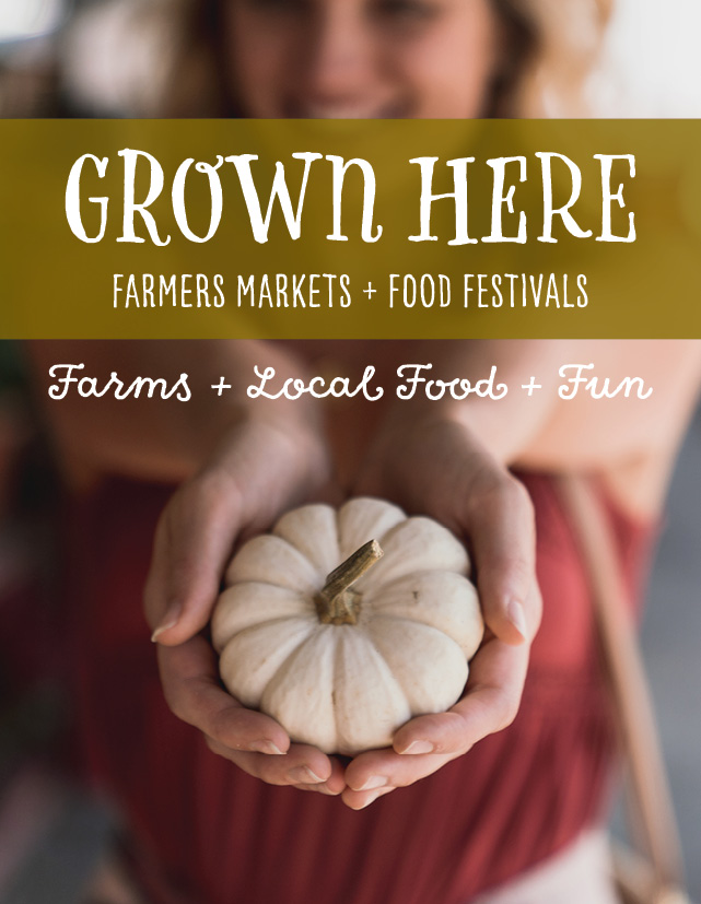 Farmers Markets and Food Festival Guide
